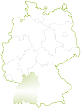 Baden-Wuerttemberg in Germany