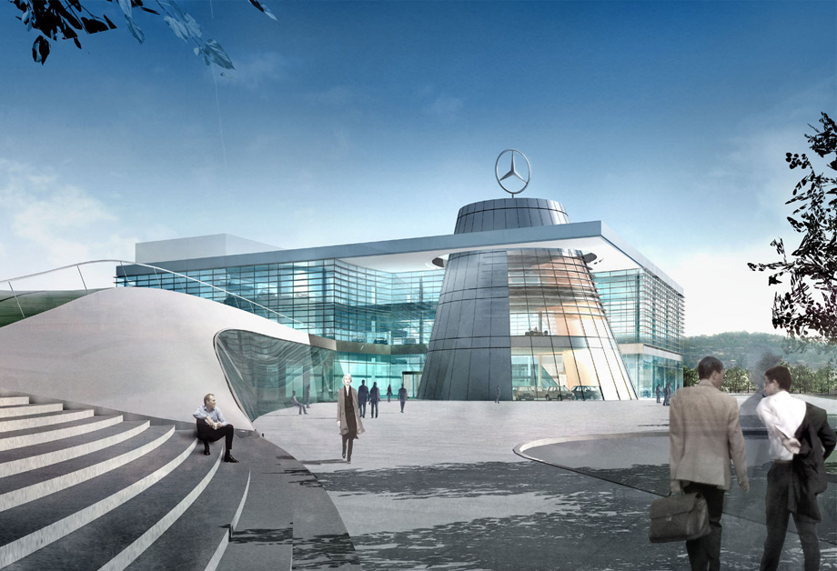 mercedes-benz world | bw-engineers