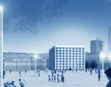 New Library Stuttgart
