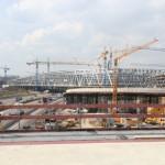 New Trade Fair Center Stuttgart