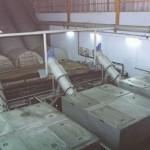 Sewage Treatment Plant Alcantara, Portugal