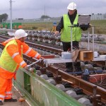 Slab Track Surveying on the HSL-Zuid