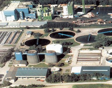 Sewage Treatment Plant Amperverband, Germany
