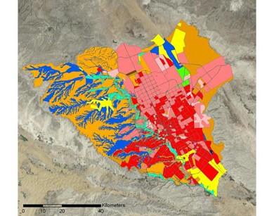 Stormwater Drainage Masterplan, Riyadh